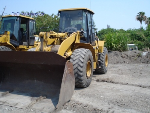 950G Caterpillar used Wheel Loader for sale