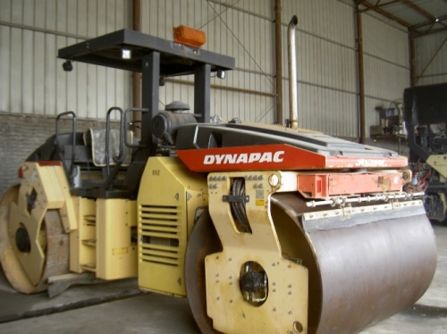 Dynapac CC622 Compact machinery