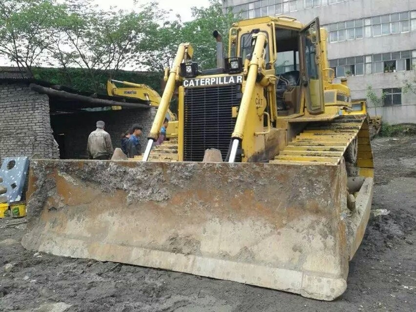 used  Caterpillar D6H bulldozer for sale