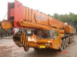 80T used all terrain crane kato crane