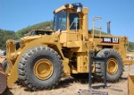 980C ,980F used loader made in usa wheel loader