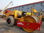 CA301D Single drum roller used  Dynapac roller