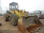 Wa420 Used komatsu wheel loader for sale