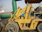 Used TCM Front loader Sd23M mini loader