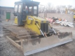 D20 komatsu used bulldozer, mini dozer for sale