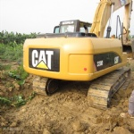 320D used Caterpillar  Hydraulic   Excavator For Sale