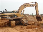 Caterpillar 345bl for Sale - Used Track excavators
