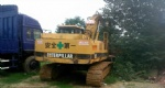 200B Caterpillar used excavator 225