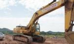 pc400-6 used Komatsu Excavator original japan