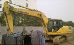 used Komatsu Excavator pc200-7 original japan