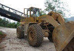 ZL50C Liugong used loader 2008 china loader