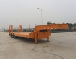3-axle Low bed trailer 30T
