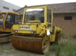 Bomag Vibratory Smooth Drum Roller BW202