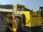 BW217D Single-drum Rollers Bomag