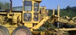 Gd705R-1a used grader komatsu construction equipment
