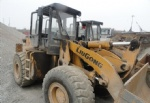 856 Liugong wheel loader 855 used china loader