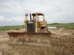 Caterpillar bulldozer d6H XL used dozer  benin