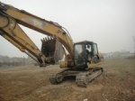 320C Caterpillar used excavator 320CL Ethiopia
