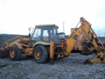 JCB-3cx Used Backhoe loader euro