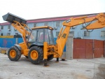 JCB-4cx Used Backhoe loader euro