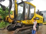 Roc D7 AtlasCopco used Rock Drill crawler