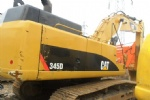 345D caterpillar larger used excavator USA 345DL