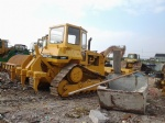 D5H used bulldozer caterpillar crawler dozer