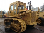 D7G Used Caterpillar tractor bulldozer with winch