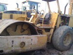 CATERPILLAR CS533C VIBRATORY SMOOTH DRUM ROLLER