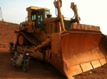 used CAT tractor D10R  dozer for sale