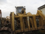 936E with forklift used caterpillar loader