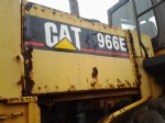 966E original cat loader front end loader caterpillar