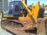 SD32 used bulldozer Shantui china