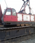 80T used hitachi Crawler crane KH300