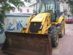 Used JCB 4T front end loader JCB 3cx-4t  heavy machinery
