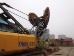 Used Bauer Bs655 Hydraulic Diaphragm Wall Grab.