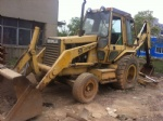 Caterpillar Used bakchoe loader 426
