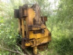Used Heavy drilling rig Bauer BG220