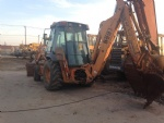 Case 580L backhoe loader for sale