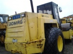BW219D-2 Single-drum road Rollers Bomag compactor