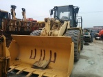 dealer  second hand CATERPILLAR 966G front end loader