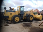 Sell used Komatsu loaders WA470-3 shanghai china Supplier