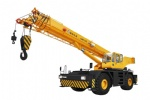 25T Rough terrain crane QRY25  25ton RT crane Cummins engine brand new china