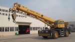 40T Rough terrain crane QRY40  40ton RT crane  brand new china