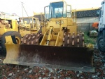 815 Wheel tractor compactor caterpillar