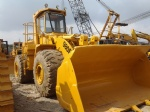 980F used wheel loader caterpillar front end loader