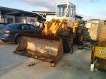 mini wheel loader Kawasaki end of loader KLD50Z