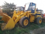WA320 used loader for sale Komatsu wheel loader