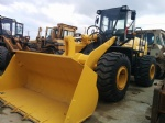 WA380-3 used loader for sale Komatsu wheel loader