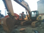 CAT excavator 325CL Used excavator digger for sale